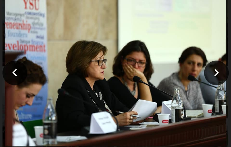 CIPR Participation in Formal Education of Social Entrepreneurship in Armenia